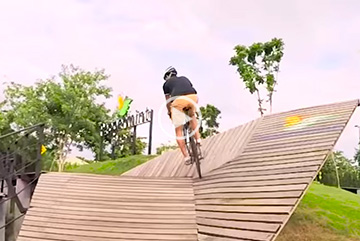 Ride With Me @ Peppermint Bike Park