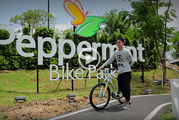 TOP OF THE TOWN Peppermint Bike Park 19Jul15 (1/3)