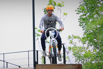 TOP OF THE TOWN Peppermint Bike Park 19Jul15 (3/3)